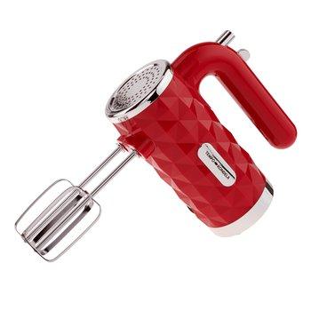 Ručný mixér, červená, plast/kov, DIAMOND TYP 4