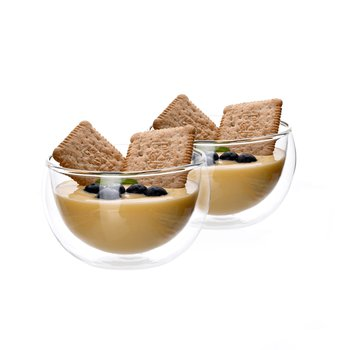 Termomiska na zmrzlinu, ovocie, jogurt, set 2 ks, 300 ml, HOTCOLDER TYP 21