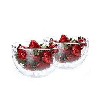 Termomiska na zmrzlinu, ovocie, jogurt, set 2 ks, 500 ml, HOTCOLDER TYP 22