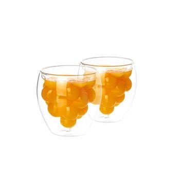 Termo poháre na víno a vodu, set 2 ks, 180 ml, HOTCOLDER TYP 28