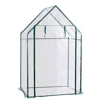 Mini fóliovník, zelená/transparentná, PUBOL
