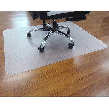 Ochranná podložka pod stoličku, transparentná, 120x90 cm, 1,8 mm, ELLIE NEW TYP 10