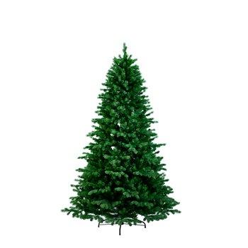 3D vianočný stromček, zelená, 120 cm, CHRISTMAS TYP 9