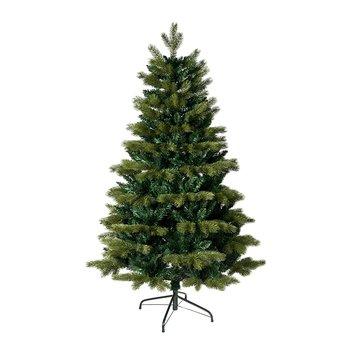 3D vianočný stromček, zelená, 160 cm, CHRISTMAS TYP 9