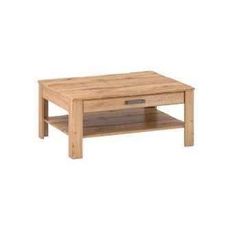 Konferenčný stolík, dub apalačský, PUSAN T