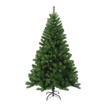 Vianočný stromček so železným stojanom, 180 cm, HAIROS