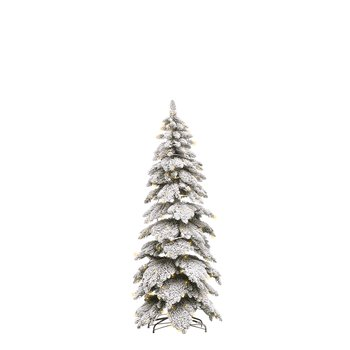 Vianočný stromček, zasnežený, 150 cm, MARAVEL TYP 2