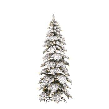 Vianočný stromček, zasnežený, 275 cm, MARAVEL TYP 4