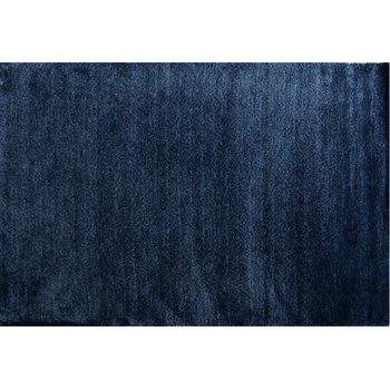 Koberec, 120x180 cm, modrá, ARUNA