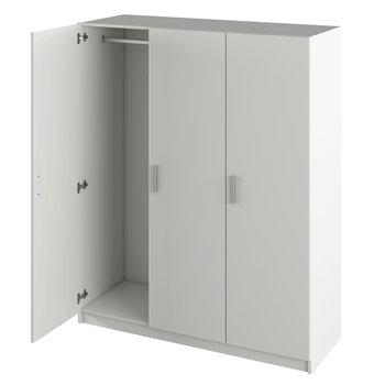3-dverová skriňa, biela, GREEN