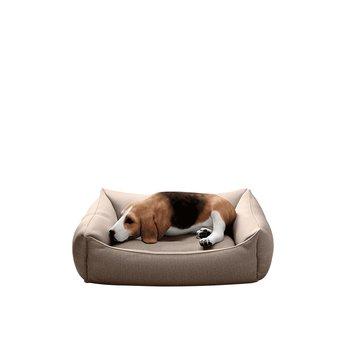 Pelech pre psa, 60 cm, hnedobéžová Taupe, DOGBED TYP 1