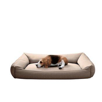 Pelech pre psa, 115 cm, hnedobéžová Taupe, DOGBED TYP 3
